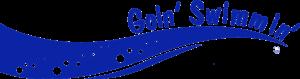 Colored Goin Swimmin logo